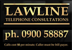 Lawline-Lawyer for a first or second opinion